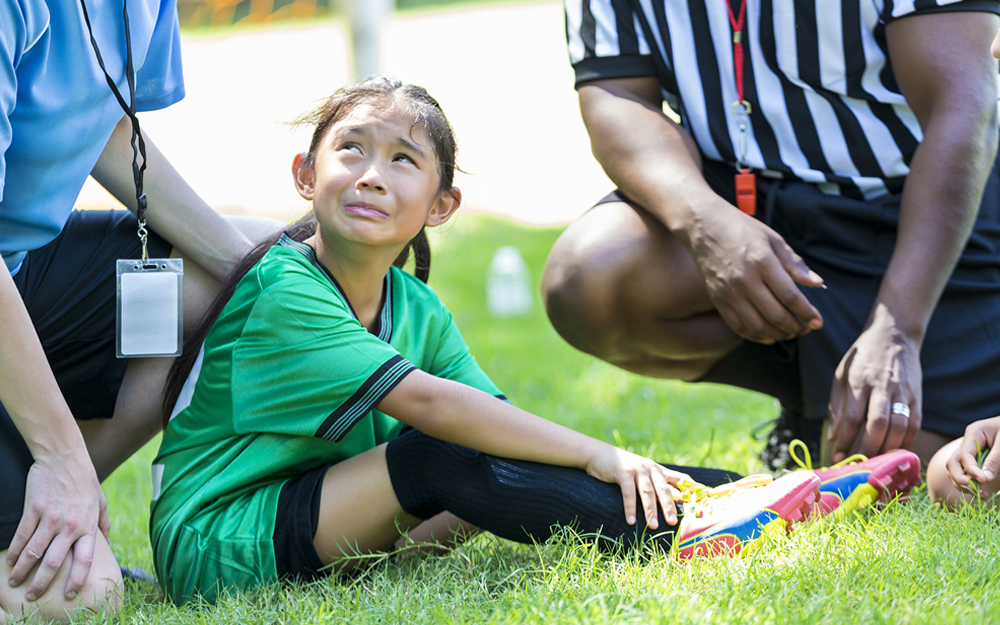 Overuse Injury Prevention for Young Athletes teaser image