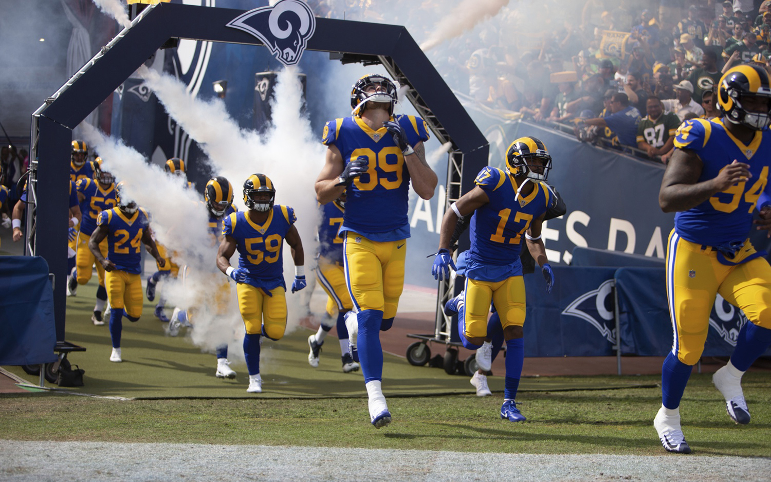 Cedars-Sinai and the LA Rams: Partners in Health teaser image