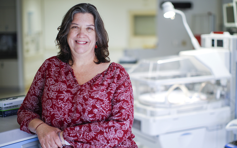 Faces of Cedars-Sinai: Social Worker Randie Cloutier Chaine teaser image