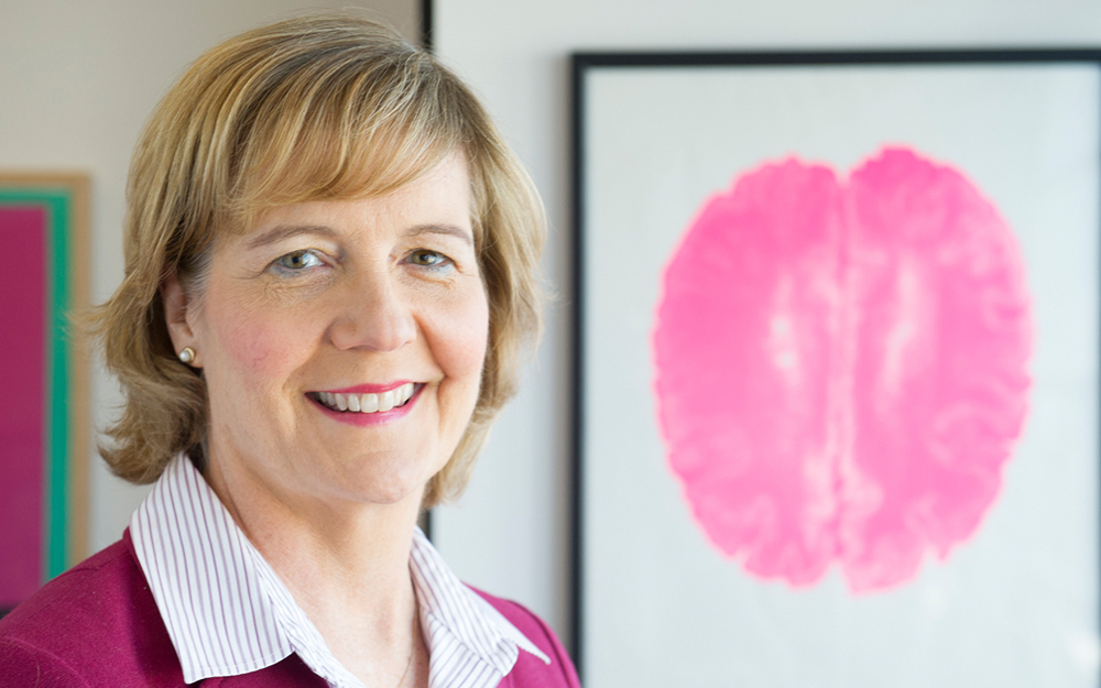 Faces of Cedars-Sinai: Neurologist Dr. Nancy Sicotte teaser image