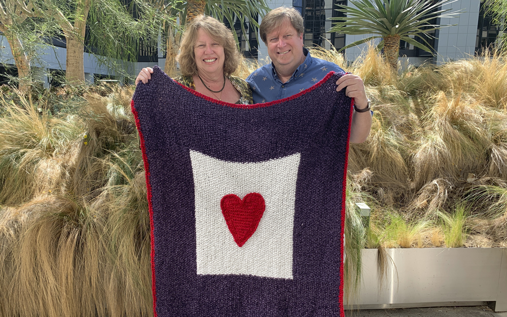 Handmade Blankets Bring Extra Comfort to Hospice Patients teaser image