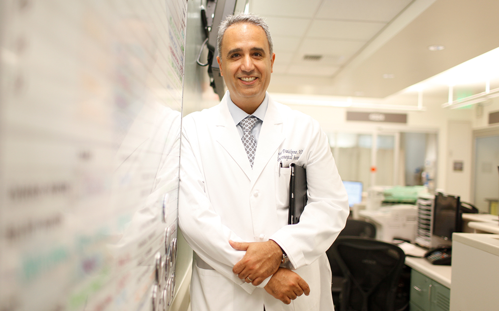 Faces of Cedars-Sinai: Dr. Moise Danielpour, Pediatric Neurosurgeon | ... teaser image