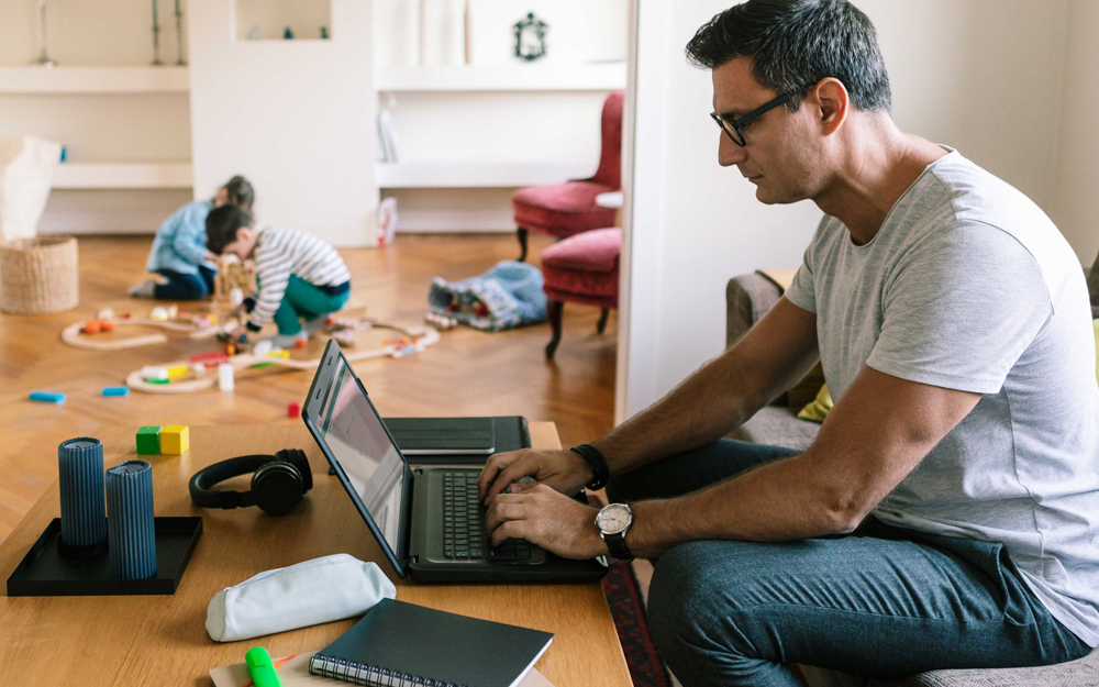 Home Office Ergonomics: Tips on Working Remotely teaser image
