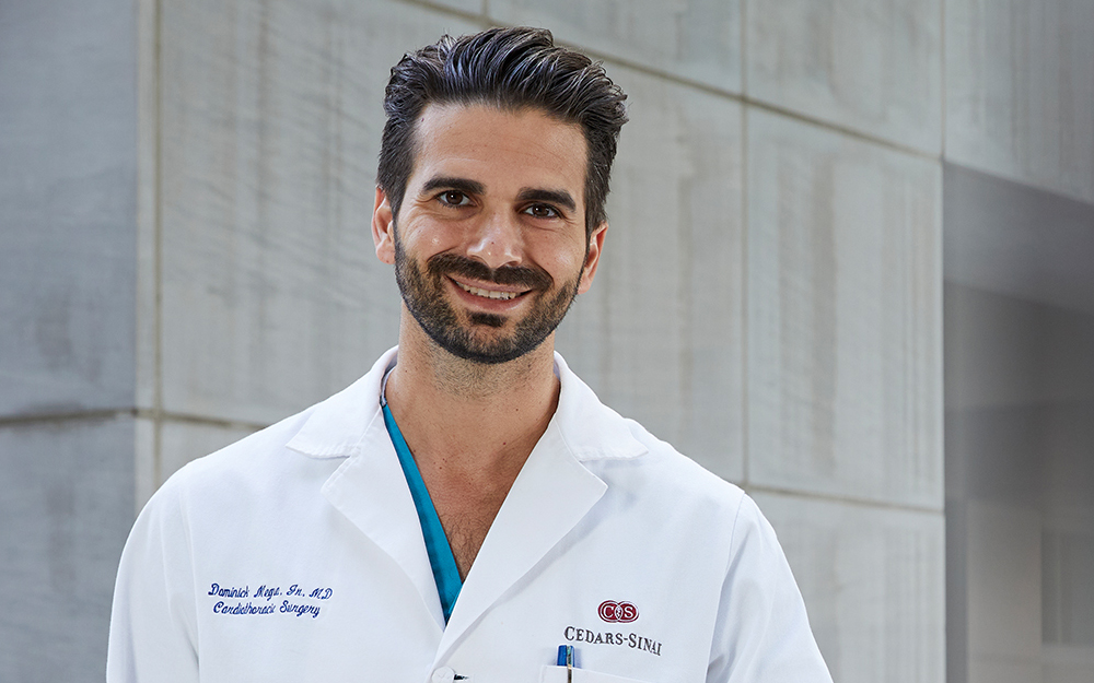 Faces of Cedars-Sinai: Dr. Dominick Megna teaser image