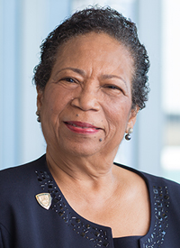 Cedars-Sinai Senior vice president and chief health equity officer, Linda Burnes Bolton.