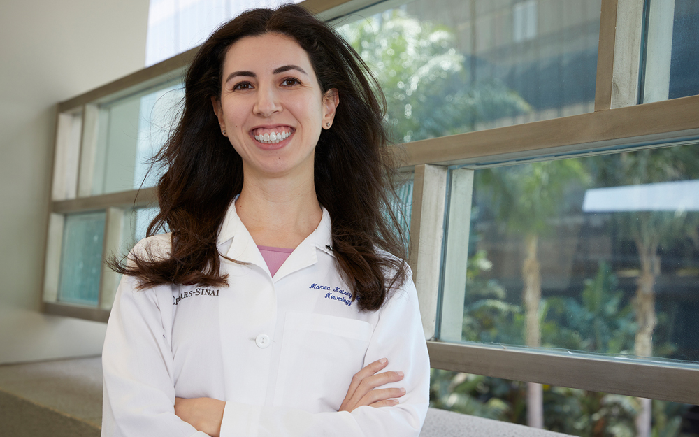 Cedars-Sinai Assistant Professor in Neurology, Marwa Kaisey, MD.