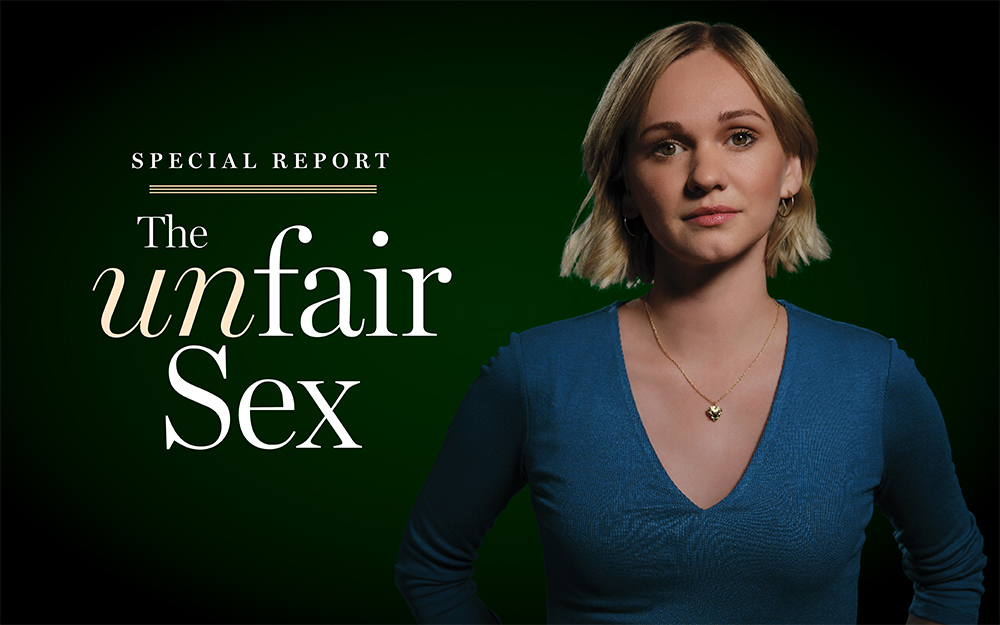 The Unfair Sex teaser image