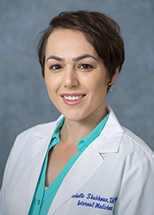 Cedars-Sinai primary care physician, Dr. Michelle Shukhman.