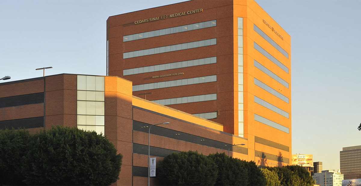 Cedars-Sinai Spine Center